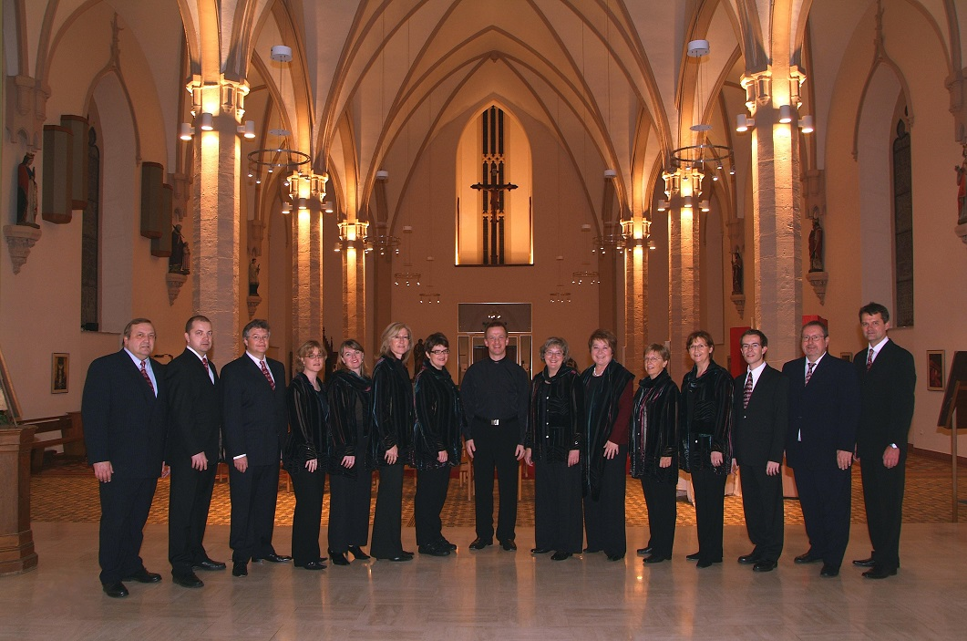 Ensemble Vocal Jubilate Musica Luxembourg 2006